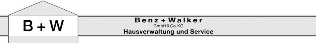 Benz + Walker GmbH & Co.KG